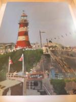 Smeaton's tower and the Terrace cafe