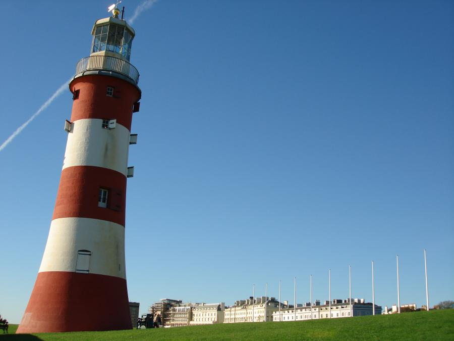 Plymouth Hoe & Smeatons Tower
