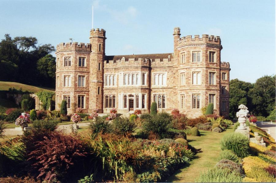 Mt Edgcumbe House