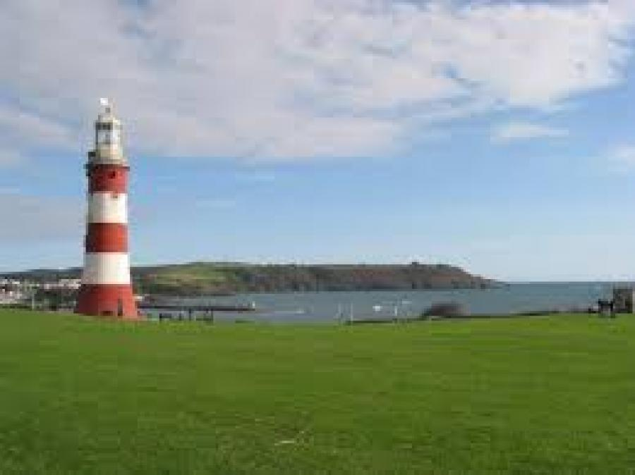 Plymouth Hoe Smeetons Tower